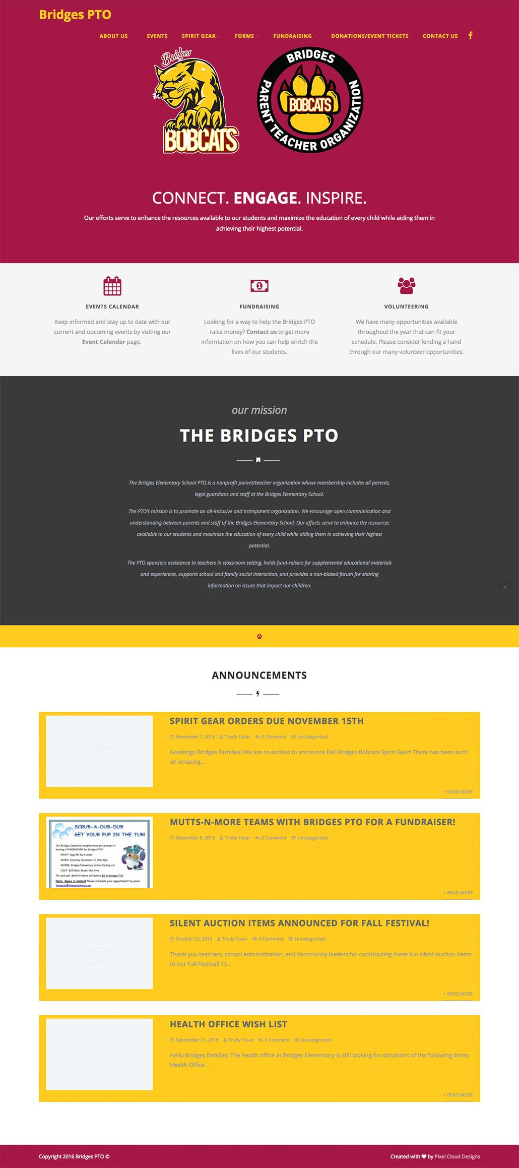 Bridges Elementary PTO