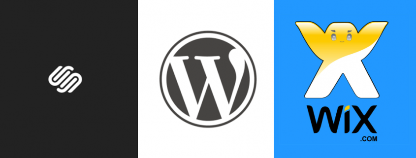 Successful Website - WordPress vs Squarespace & Wix